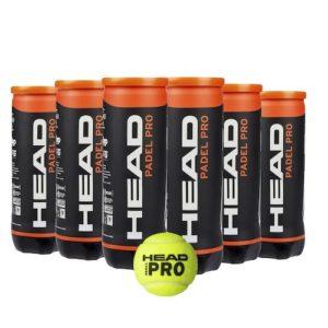 Head Ball Pro 6-pack
