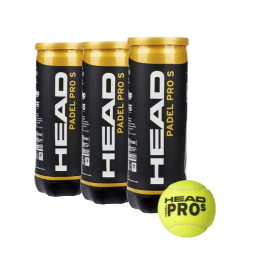 Head Ball Pro S 3-pack