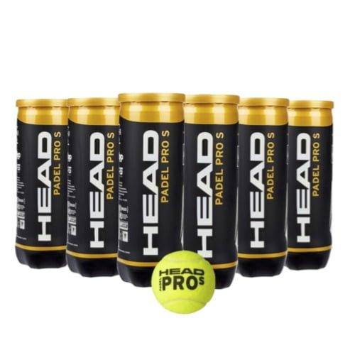 Head Ball Pro S 6-pack