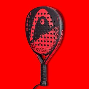 Head Flash Pro Black:Red Padelracket