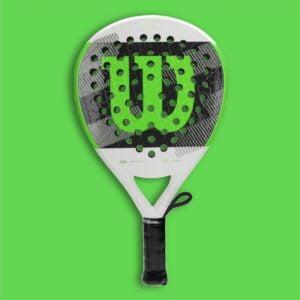 Wilson Blade Padel Vit:Grön