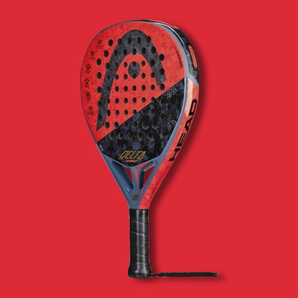 HEAD DELTA HYBRID GRAPHENE 360+ Padelracket