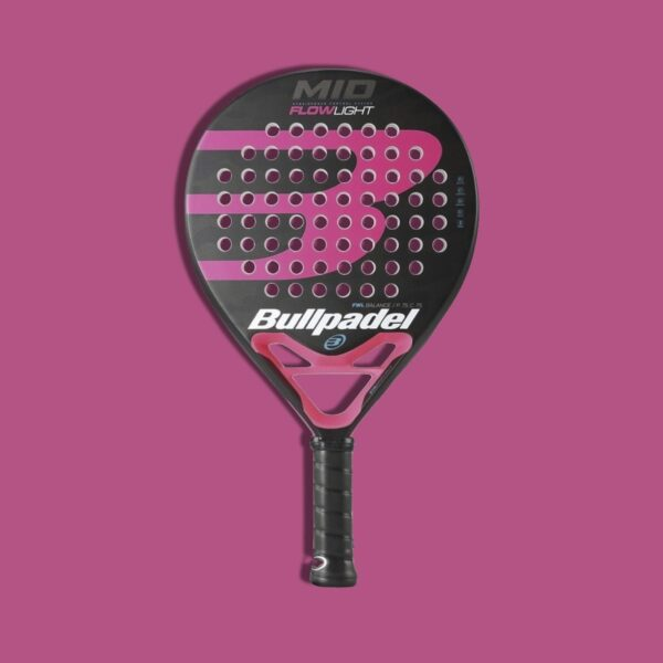 Padelracket: Bullpadel Flow Light 20