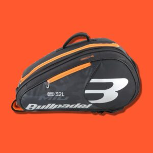 BULLPADEL MID CAPACITY BLACK:ORANGE