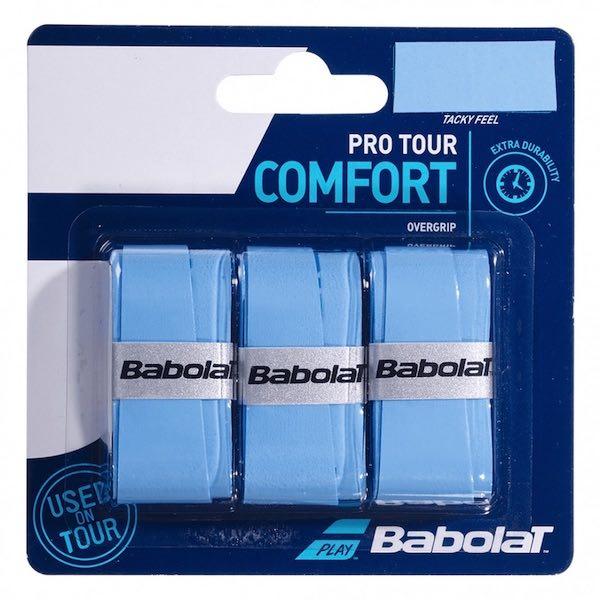 Babolat Grepplinda Pro Tour. En bra grepplinda för padelrackets från Babolat Padel.