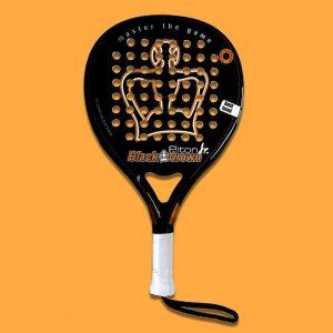 Padelracket Black Crown Piton Jr
