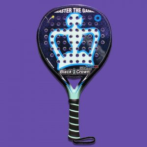 Black Crown Piton Nakano 3k Padelracket...