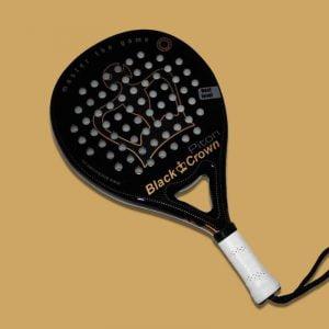 Black Crown Piton Padelracket