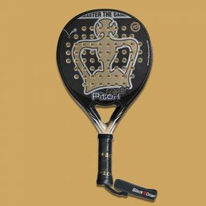 Padelracket - Black Crown Piton Limited