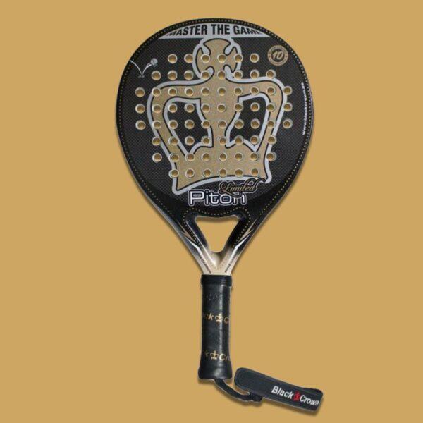Padelracket - Black Crown Piton Limited