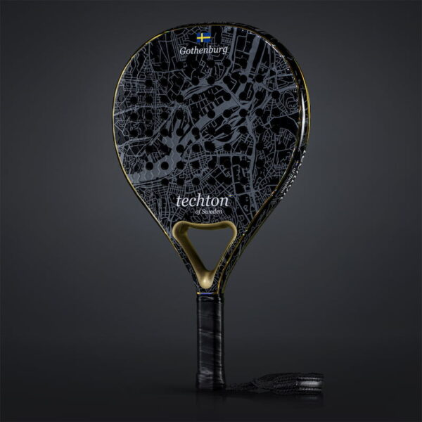 Techton of Sweden Padelracket Göteborg.