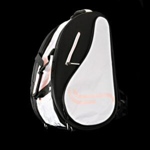RS Classic Padel Bag White:Black:Pink - Padelväska