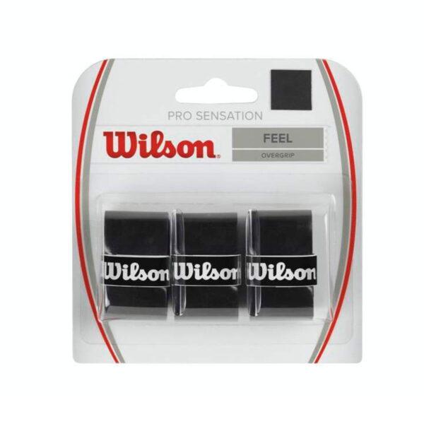 Wilson Pro Sensation Overgrip Black