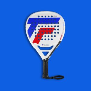 TECNIFIBRE WALL BREAKER 375 DB PADELRACKET