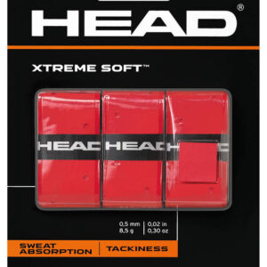 head xtreme soft red