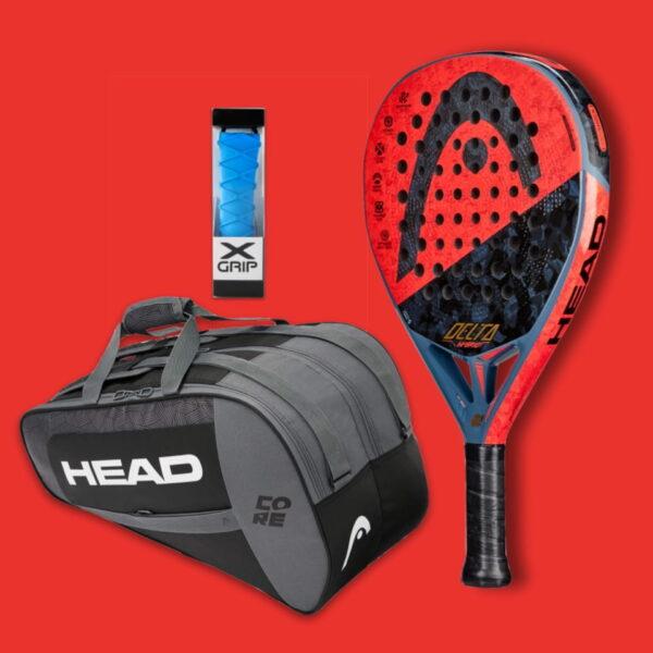 HEAD Delta Hybrid Package
