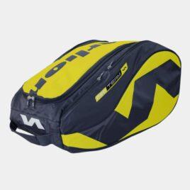 Varlion PADEL RACKET BAG SUMMUM PRO - GREY/YELLOW