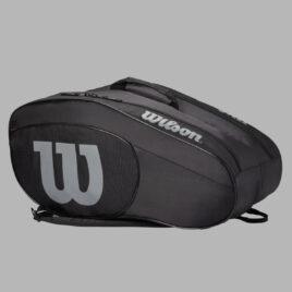 Wilson Team Padel Bag Black Padelväska